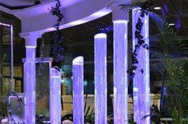Пузырьковые колоннады